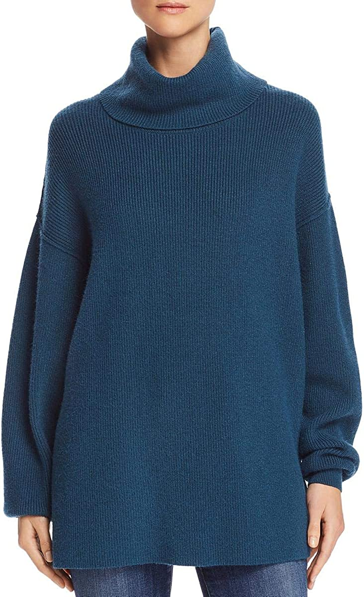 Free People Women's Softly Structured Tunic Sweater
