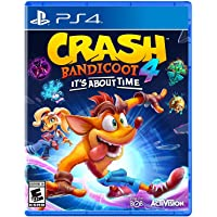 Deals on Crash Bandicoot 4 Its About Time PS4