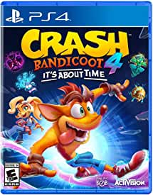 CRASH BANDICOOT 4: IT'S ABOUT TIME now available for PS4 and Xbox One from Activision