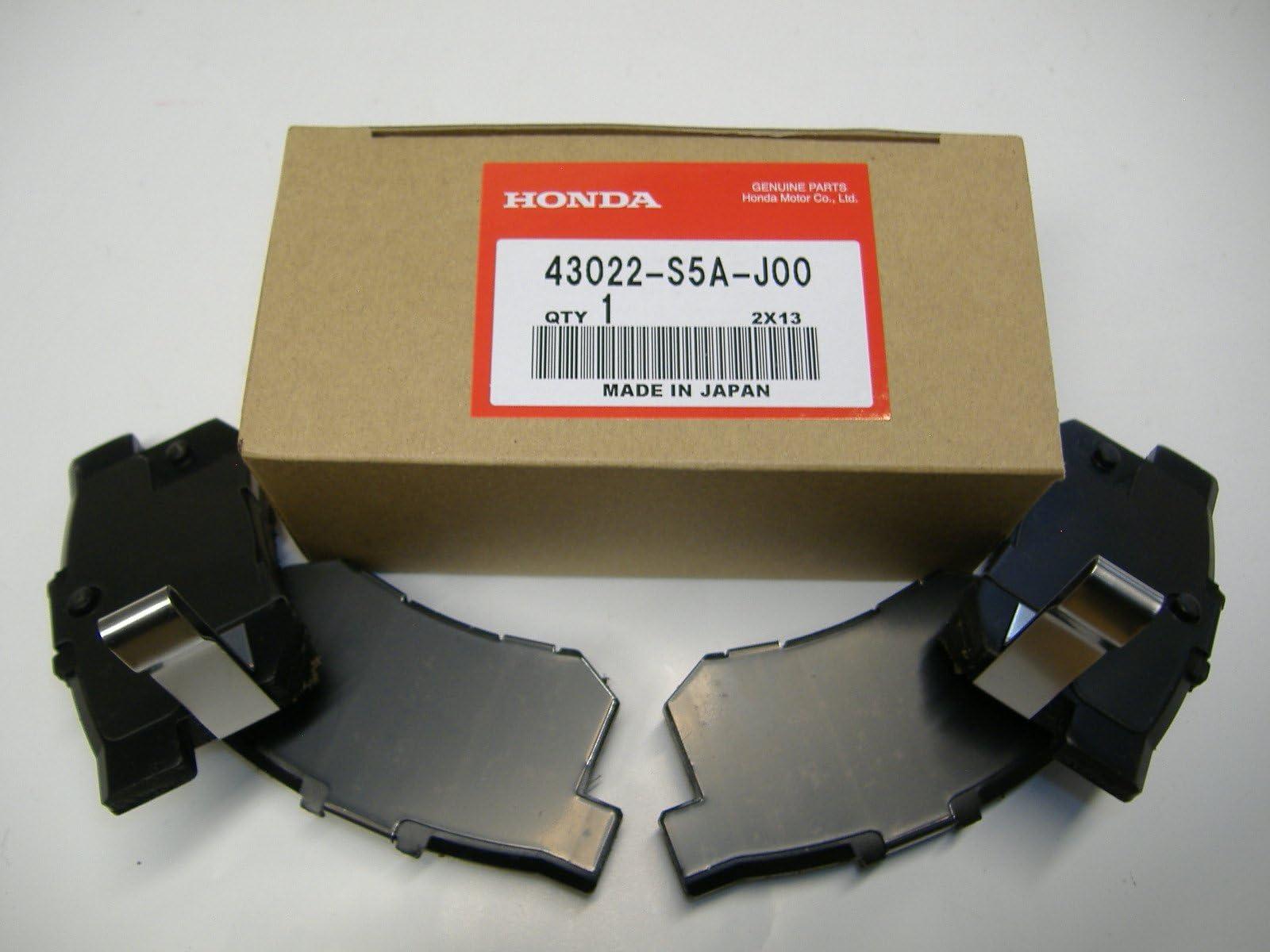 For 1996-2011 Honda Civic Brake Pad Set Front API 96569CN 1997 1998 1999 2000