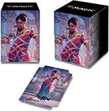Magic: The Gathering Commander 2018 Saheeli, The Gifted PRO-100+ Deck Box