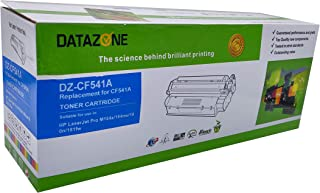 Datazone cyan laser Toner CF541A Compatible for printers HP laser jet Pro M254dw/254nw/280nw/281fdw/281fdn/M154a/154nw/184...