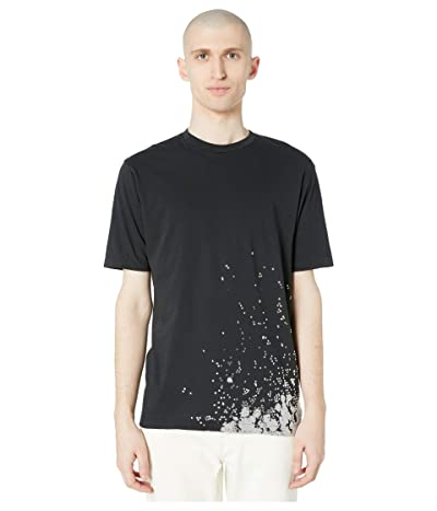 DSQUARED2 Sparkle Jersey T-Shirt (Black) Men