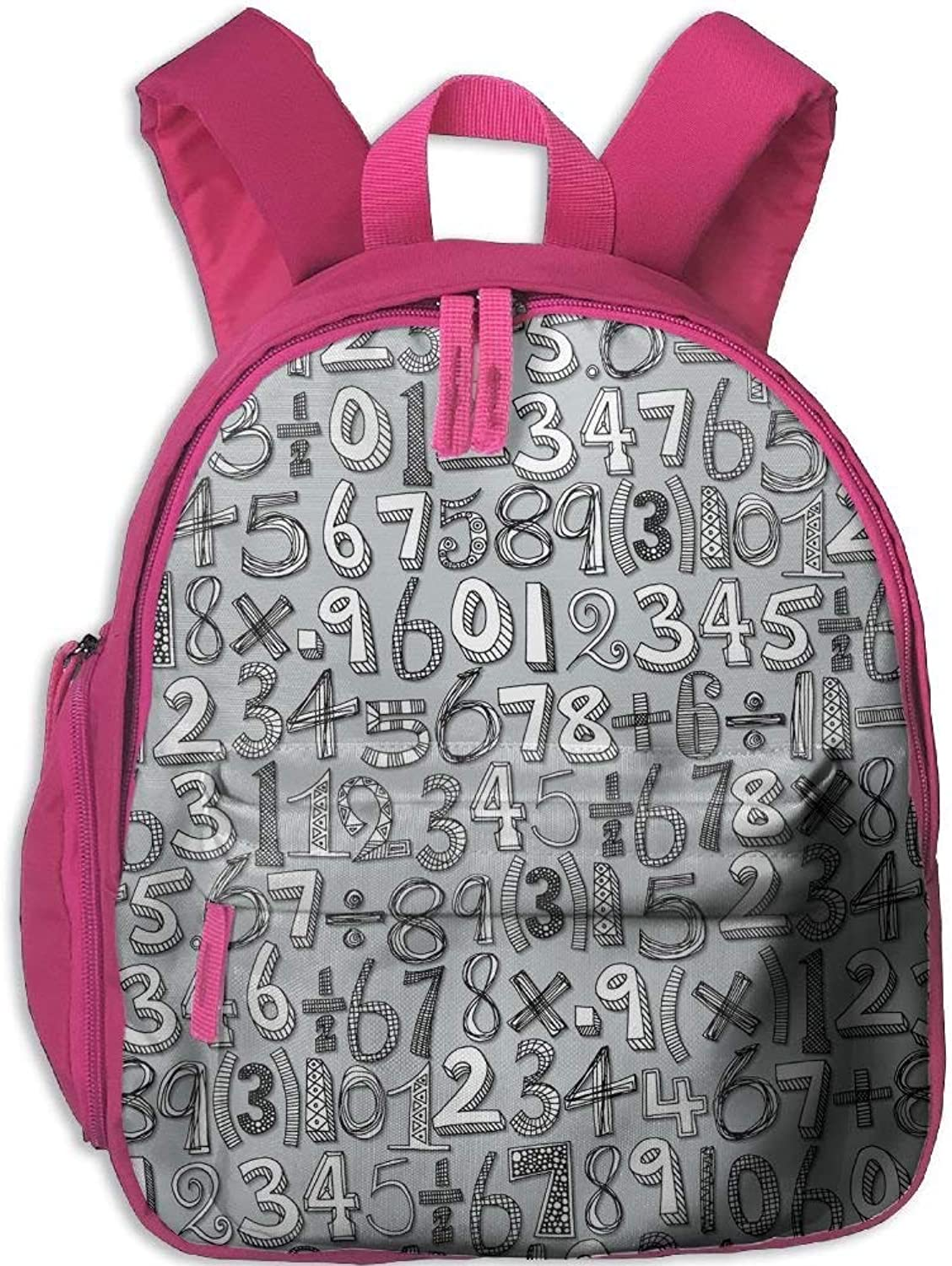 Backpack, School Backpack for Boys Girls Girls Girls Cute Fashion Mini Toddler Canvas Backpack, Number B07LFZ1553  Moderne und stilvolle Mode e915bf
