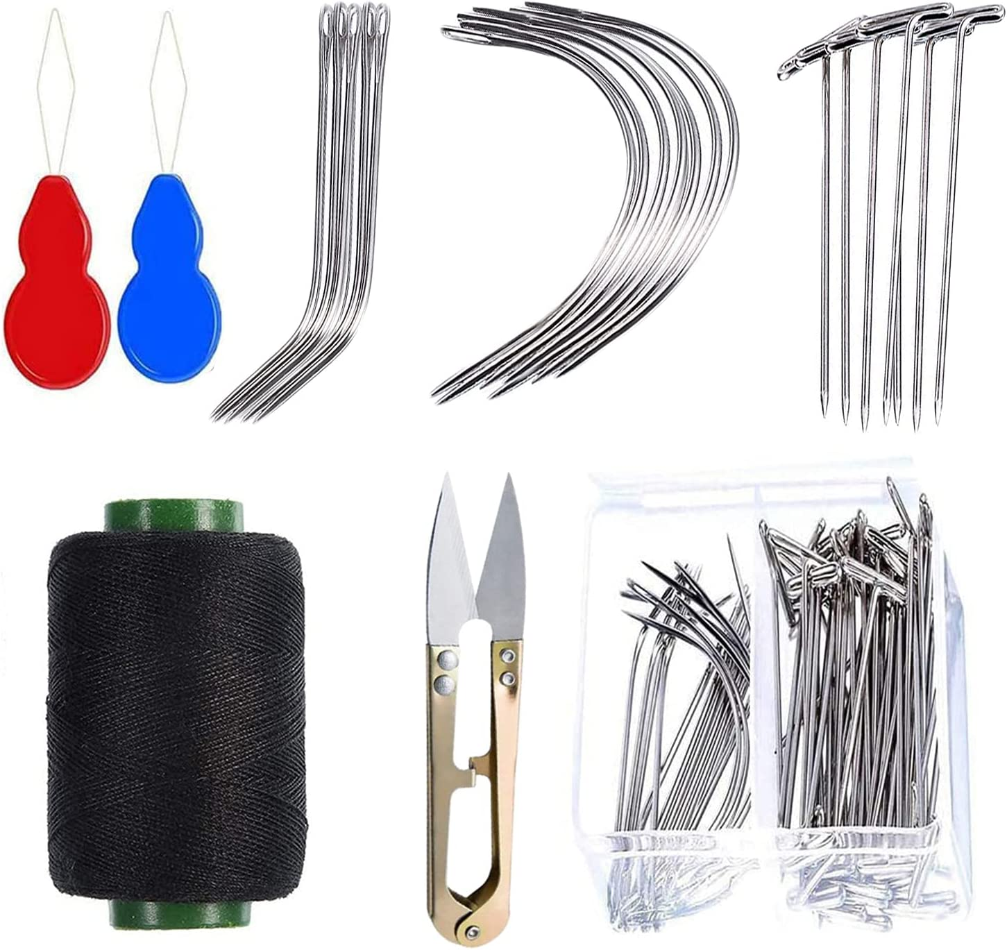 Hair Thread Super beauty Fixed price for sale product restock quality top for Weave Needle and Kit Sewing Hand f