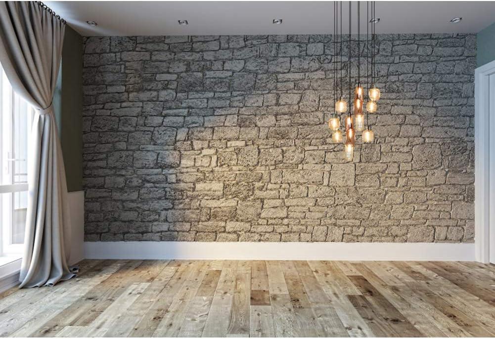 Sales results No. 1 Leyiyi 8x6.5ft Indoor Room Backdrops Wooden Grey Import Flo Brick Walls