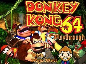 Donkey Kong 64 Playthrough With Mojo Matt
