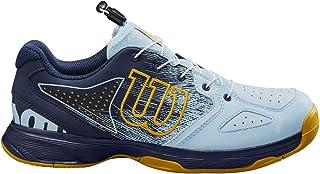 Wilson Kaos Junior Ql, Zapatillas de Tenis, para Todo Tipo de Superficie, Tenistas de Cualquier Nivel Niños, EU