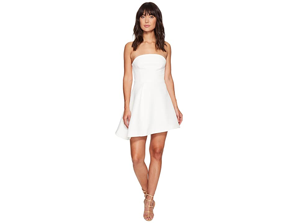 KEEPSAKE THE LABEL Lights Out Mini Dress (Ivory) Women