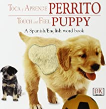 Touch and Feel Puppy, Spanish Edition (Touch and Feel)