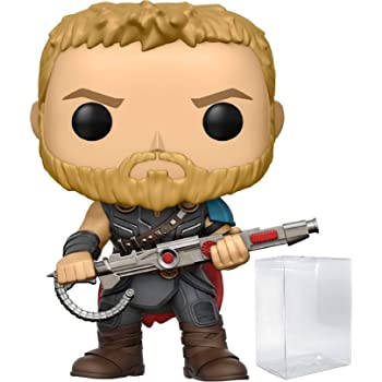 Amazon Com Funko Pop Marvel Thor Ragnarok Valkyrie Scavenger Suit 244 Vinyl Figure Bundled With Pop Box Protector Case Shoes