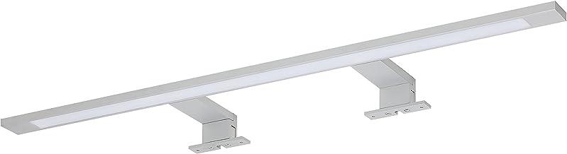 Tiger Alya LED Spiegelverlichting, Metaal, Aluminium, 74 x 3,9 x 11 Cm