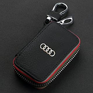 Audi レザー スマートキーケースレザーキーケース キーケース K001-369
