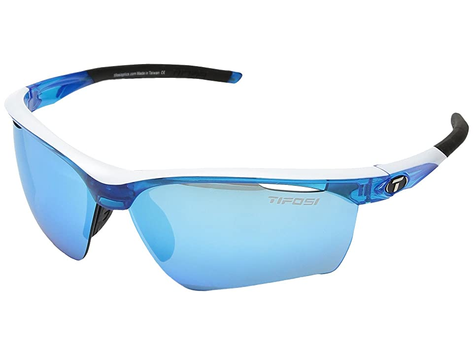 Tifosi Optics Vero (Skycloud/Clarion Blue/GT/EC) Athletic Performance Sport Sunglasses