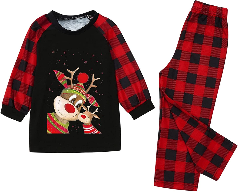 Matching Family Christmas Pajamas Set for H Women San Antonio Mall Men Girls Boys Regular dealer