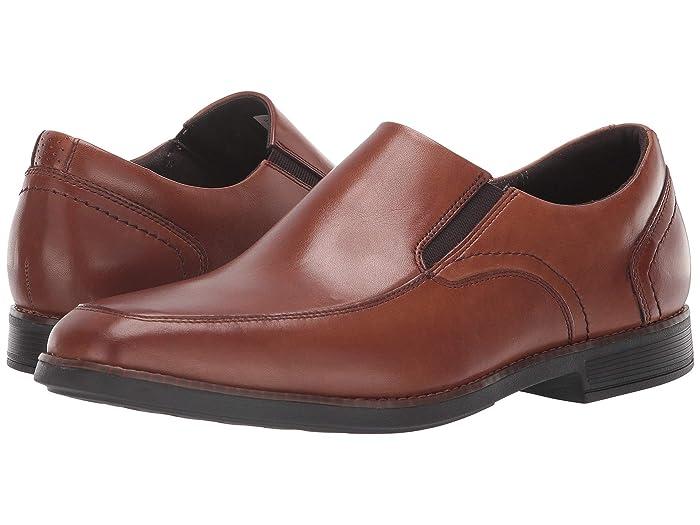 Rockport  Slayter Slip-On (Cognac) Mens Shoes