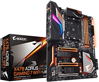 Gigabyte X470 AORUS Gaming 7 WiFi, Placa Base, 1, Multicolor
