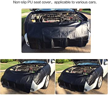 1 Jagstone Ltd Car Mechanics Wing Cover-Magnetic Fender Protector 780mm x 590mm