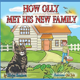 How Olly Met His New Family: Children and Their Pets (Book 1)