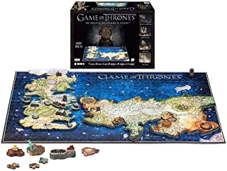 Best game of thrones 4d puzzle size Reviews