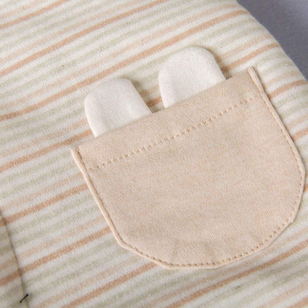 Simplee kids Unisex Baby Hooded Winter Outerwear Snowsuit Newborn Infant Warm Fleece Jumpsuit Romper