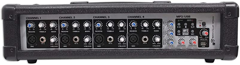 Best 4 channel pa mixer Reviews