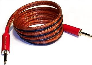 Eurotubes 10 Gauge 6 Foot Speaker Cable