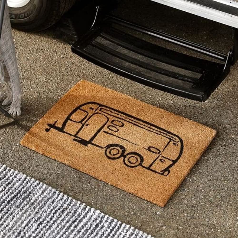 Air Stream Icon Doormat Fans Beauty products Some reservation Pers Welcome