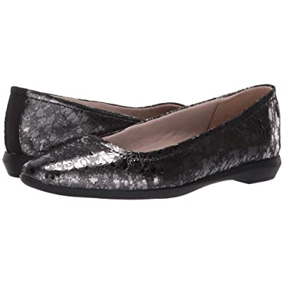 Naturalizer Alya (Pewter Droplet Print Leather) Women