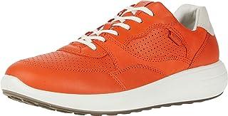 ECCO Soft 7 Runner Sneaker Fire/Fire/Shadow White 37 (US Women's 6-6.5) M