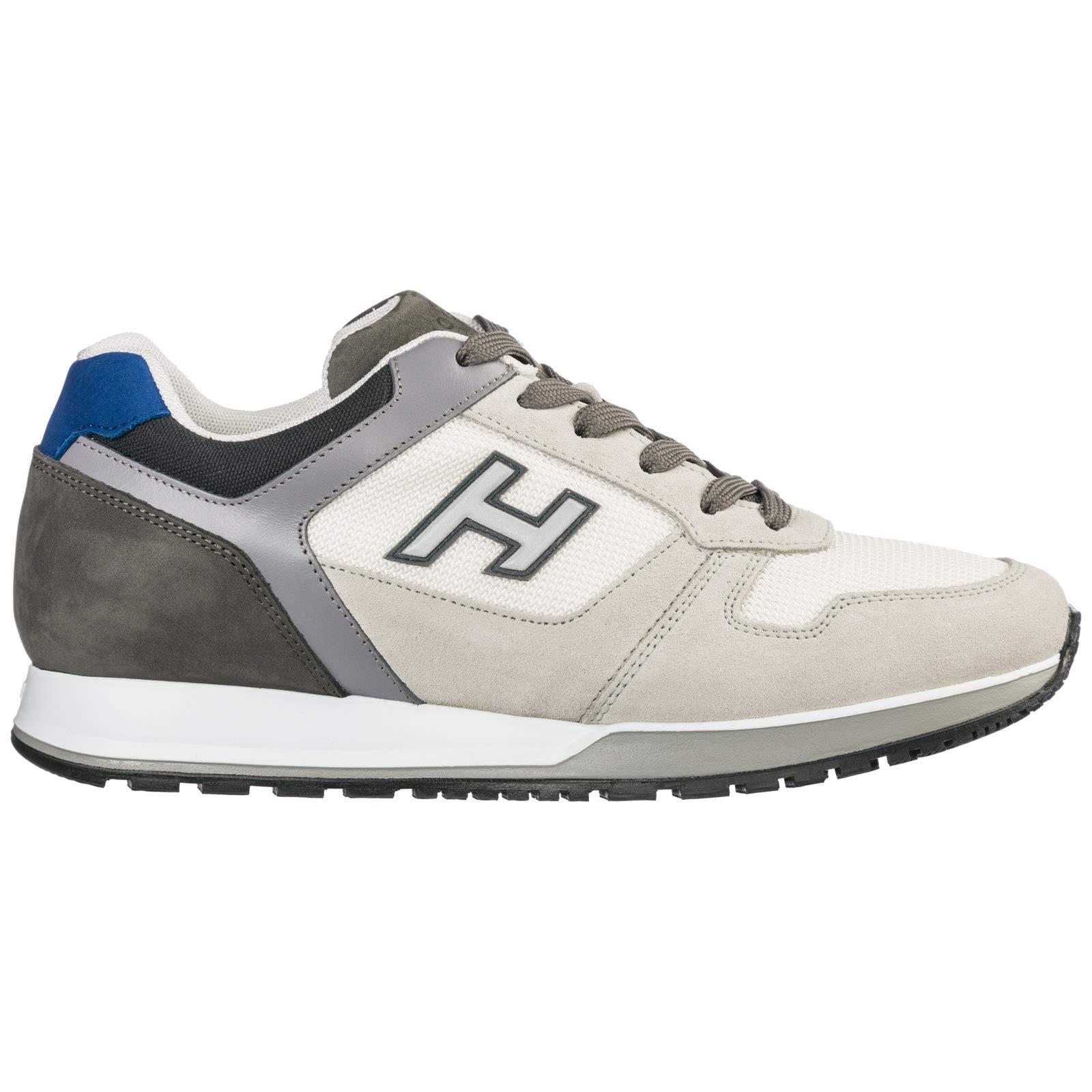 Hogan Men H321 Sneakers Bianco,Avorio,Grigio- Buy Online in Faroe ...