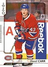 2017-18 O-Pee-Chee #431 Daniel Carr Montreal Canadiens