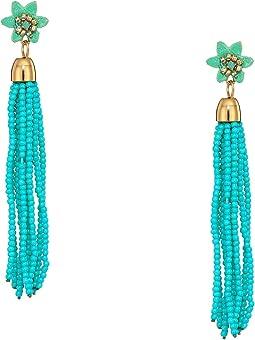 Calla Tassel Earrings