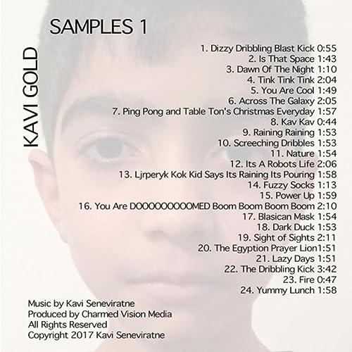 Kavi Gold: Samples 1 by Kavi Seneviratne on Amazon Music - Amazon com
