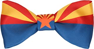 Mrs Bow Tie, Bow Tie with US State Flags, Pre-Tied