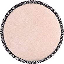 Home/Office Breathable Soft Cushion Round Chair Cushion Seat Pad Pillow, No.10