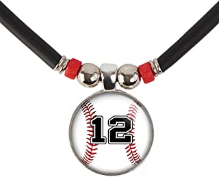 custom baseball keychain