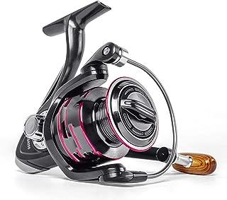 Fishing Reel All Metal Spool Spinning Reel 8Kg Max Drag Stainless Steel Handle Line Spool Saltwater Fishing Accessory