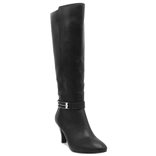 Tall Black Dress Boots Amazon
