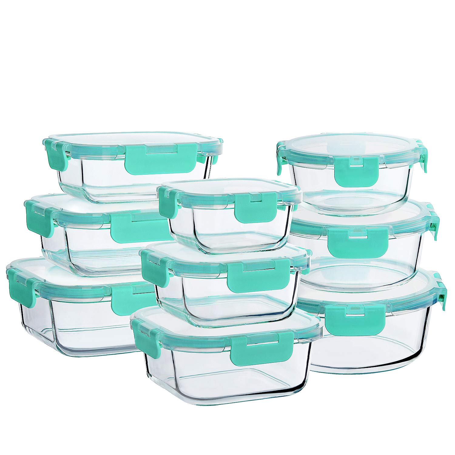 Storage Containers Airtight BPA Free Approved