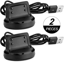 CablePro Charger For Gear Fit 2, Replacement USB Charging Cable for Samsung Gear Fit2 Pro SM-R365/ Gear Fit2 SM-R360-2Pack