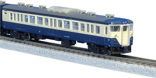 J.N.R. Series 113-1500 Yokosuka Farbe (Basic 4-Car Set) (japan import)