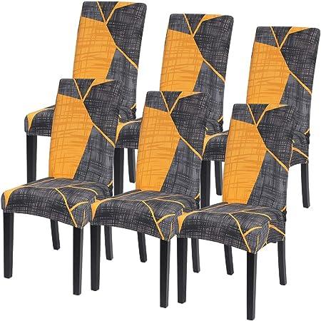 Housse de Chaise /élastique de Velours Fox Couverture de Chaise Dh/ôtel Banquet la Dh/ôtel pour le Mariage et la Maison