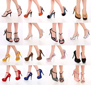Lot Black Navy Gold Shimmer Twisted Closed Toe Club Wedges Women Pumps Heels
