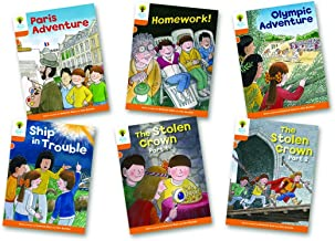 Oxford Reading Tree: Stage 6: More Stories B: Pack of 6