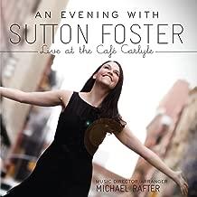 Best sutton foster an evening with sutton foster Reviews