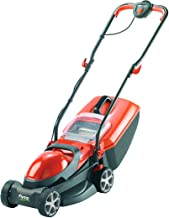 Sponsored Ad – Flymo Chevron 32VC Electric Wheeled Lawnmower - 1200 W, 32 cm, with Rear Roller
