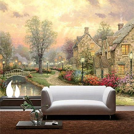 Amazon.it: Natura-paesaggi - Adesivi e murali da parete / Pitture e ...
