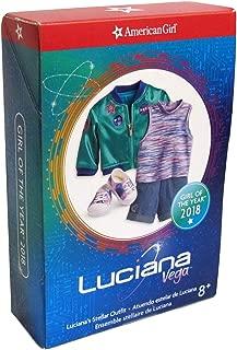 American Girl Luciana Vega's Stellar Outfir Set for 18