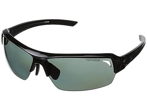 Tifosi Optics Just Polarized Gloss Black Running Sunglasses 8498193